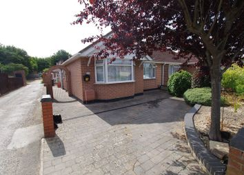 Thumbnail 2 bed bungalow for sale in Glenwood Close, Old Town, Swindon