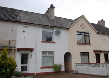 Thumbnail 3 bed terraced house for sale in Bellahouston Drive, Mosspark