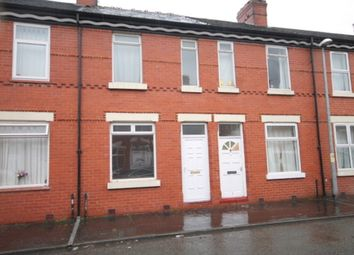 Thumbnail 2 bed terraced house for sale in Valencia Road, Salford