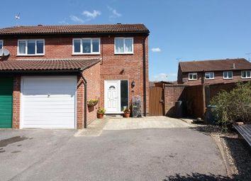 Thumbnail 3 bed semi-detached house for sale in Sunbury Close, Bordon