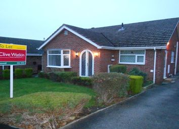 Thumbnail 3 bed detached bungalow to rent in Thorns Drive, Greasby, Wirral