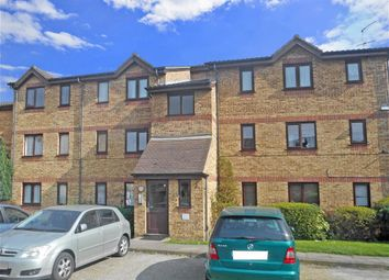 Thumbnail 1 bed flat for sale in Overton Drive, Chadwell Heath, Essex