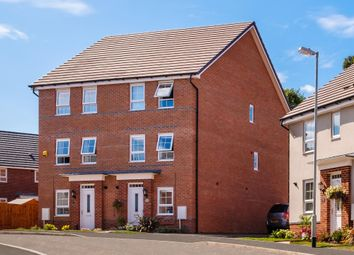 "Thumbnail 4 bed semi-detached house for sale in ""Faversham"" at Armitage Road, Rugeley"