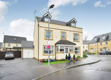 Thumbnail 5 bed detached house for sale in Stone Close, Corsham