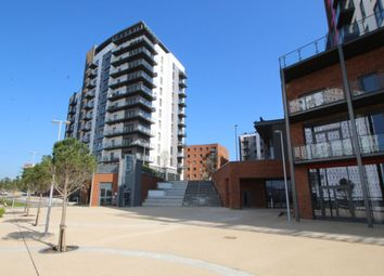 Thumbnail 2 bed flat for sale in Centenary Plaza, Southampton