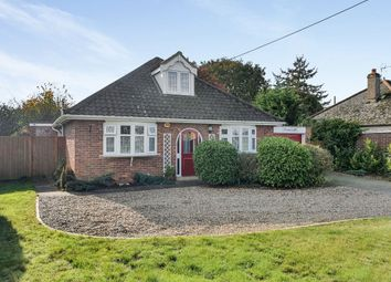 Thumbnail 4 bedroom bungalow for sale in High Road, Roydon, Diss