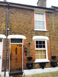 Thumbnail 2 bed cottage to rent in Eastgate Terrace, Rochester, Kent