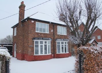 Thumbnail 4 bed detached house for sale in Station Road, Branston, Lincoln