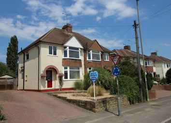 Thumbnail 3 bed semi-detached house for sale in Lower Farnham Road, Aldershot