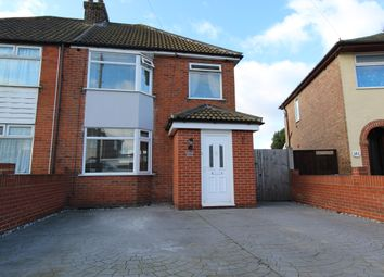 Thumbnail 3 bed semi-detached house for sale in Avondale Road, Ipswich, Suffolk