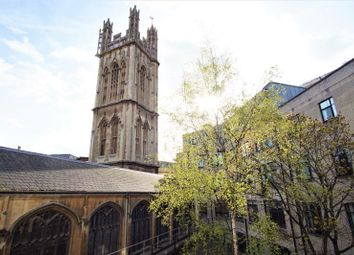 Thumbnail 1 bed flat to rent in Crusader House, Stephens Street, City Centre, Bristol