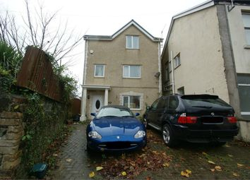 Thumbnail 4 bedroom detached house for sale in Gwydr Crescent, Uplands, Swansea