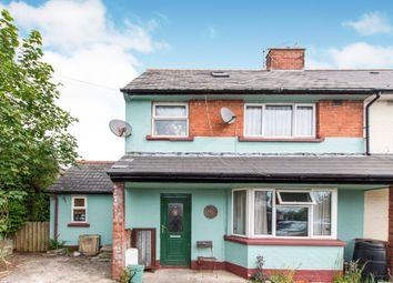 Thumbnail 3 bed semi-detached house for sale in Somerset Road East, Barry