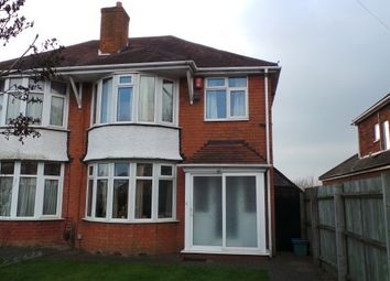 Thumbnail 3 bed semi-detached house for sale in Elizabeth Road, Sutton Coldfield