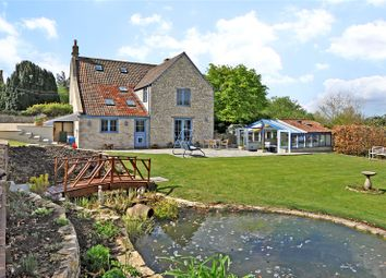 Thumbnail 5 bedroom detached house for sale in Mill Lane, Upton Cheyney, Nr Bath, Gloucestershire