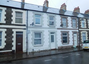 Thumbnail 3 bed terraced house to rent in Blanche Street, Roath, Roath, Cardiff