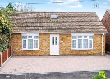 Thumbnail 4 bed semi-detached bungalow for sale in Cooling Street, Rochester