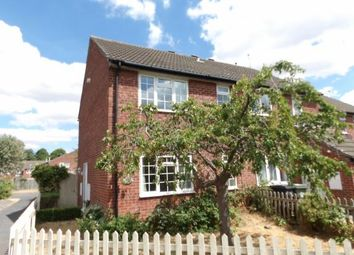 Thumbnail 3 bed semi-detached house for sale in Rudyard Close, Loughborough, Leicestershire