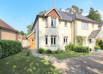 Thumbnail 3 bed end terrace house for sale in Twitten Lane, Felbridge, East Grinstead, West Sussex