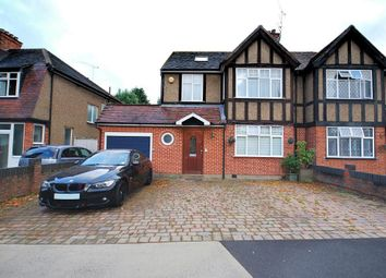 Thumbnail 4 bed semi-detached house to rent in Deane Way, Ruislip, Middlesex