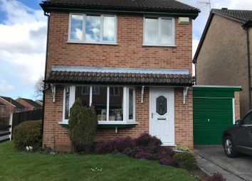 3 bed detached house for sale in Sidlaw Rise Warren Wood, Arnold, Nottingham NG5