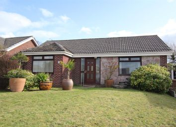 Thumbnail 2 bed detached bungalow for sale in Veasy Park, Wembury, Plymouth