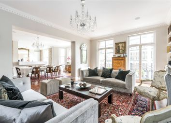Thumbnail 5 bedroom flat for sale in Evelyn Mansions, Carlisle Place, London