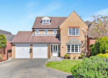 Thumbnail 6 bed detached house for sale in Weymouth Drive, Biddick Woods, Houghton Le Spring