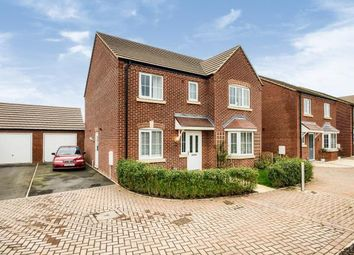 Thumbnail 4 bed detached house for sale in Harding Way, Evesham, Worcestershire