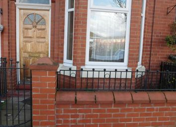 Thumbnail 2 bed terraced house to rent in Seaford Road, Salford