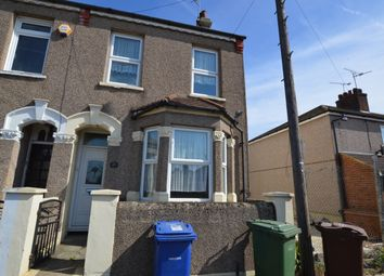 Thumbnail 2 bed end terrace house for sale in Christchurch Road, Tilbury