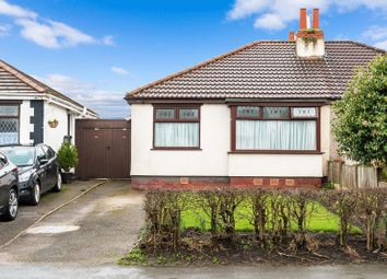 Thumbnail 2 bed semi-detached bungalow for sale in Long Lane, Aughton, Ormskirk