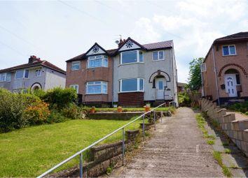 Thumbnail 3 bed semi-detached house for sale in Sunnyside Estate, Bagillt