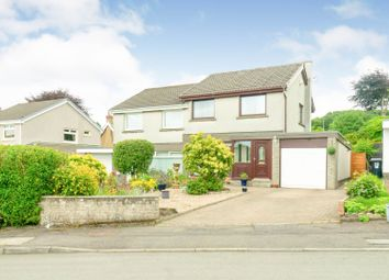 Thumbnail 3 bed semi-detached house for sale in Gairloch Crescent, Falkirk