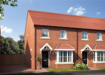 Thumbnail 3 bed terraced house for sale in Wellington Grange, Yapham Road, Pocklington