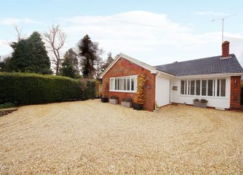Thumbnail 2 bed detached bungalow for sale in Newnham Road, Hook