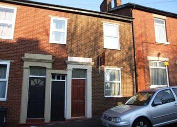 Thumbnail 2 bed terraced house for sale in 122 Wellington Street, Preston