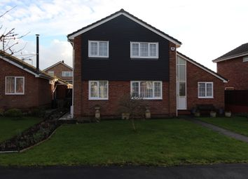 Thumbnail 3 bed detached house for sale in Kingscourt Close, Whitchurch, Bristol