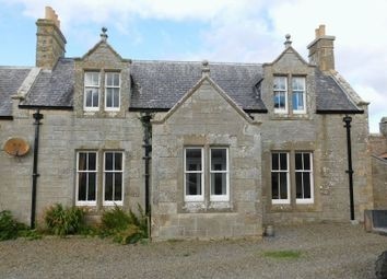 Thumbnail 2 bed semi-detached house for sale in Butlers Cottage, Sandside, Reay, Thurso, Caithness
