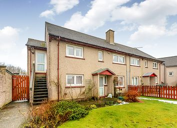 Thumbnail 2 bed flat for sale in Mains Avenue, Helensburgh