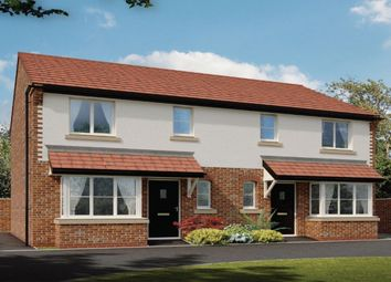 Thumbnail 3 bed semi-detached house to rent in Severn Way, Holmes Chapel, Crewe