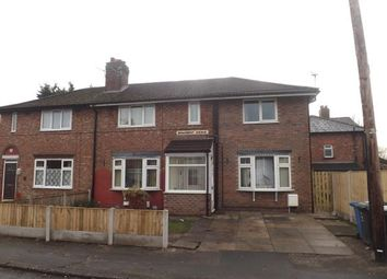 Thumbnail 3 bed semi-detached house for sale in Broadbent Avenue, Warrington, Cheshire