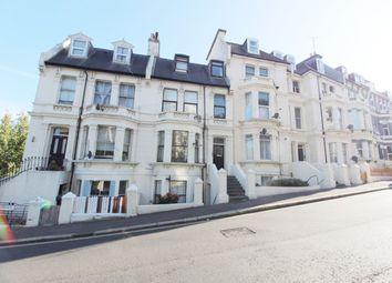 Thumbnail 1 bed flat for sale in Cornwallis Terrace, Hastings