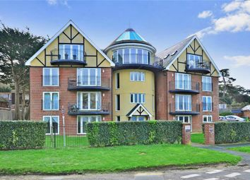 Thumbnail 3 bed flat for sale in Cliff Road, Totland Bay, Isle Of Wight