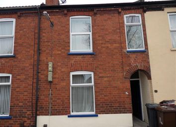 Thumbnail 2 bed terraced house to rent in Scorer Street, Lincoln