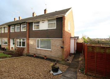 Thumbnail 3 bed end terrace house for sale in Sutherland Avenue, Eastern Green, Coventry