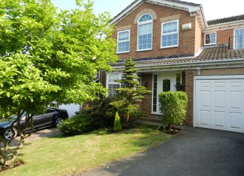 Thumbnail 4 bed detached house for sale in 8 Hamilton Close Arnold, Nottingham