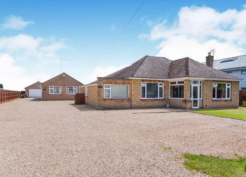 Thumbnail 5 bedroom detached bungalow for sale in Hollycroft Road, Emneth, Wisbech