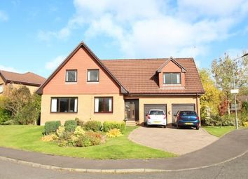 Thumbnail 5 bed detached house for sale in Mccallum Court, Stewartfield, East Kilbride, South Lanarkshire
