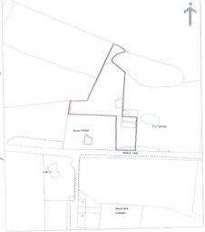 Land for sale in Middle Lane, Congleton CW12